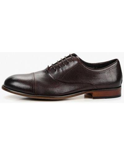 Туфли лаковые коричневый Rosconi