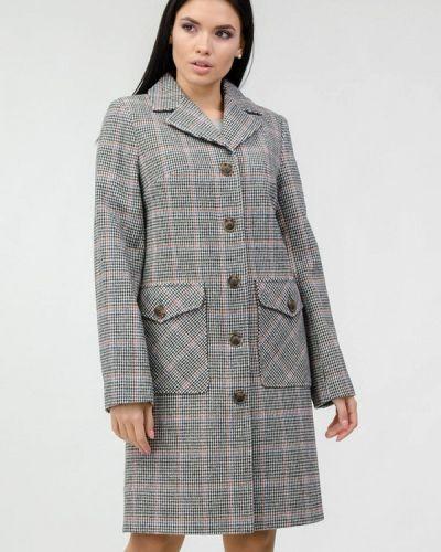 Разноцветное пальто Raslov