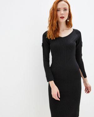 Платье осеннее прямое Yumi