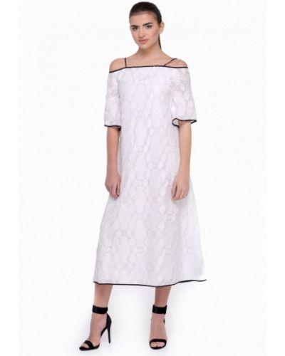 Белое платье Nai Lu-na By Anastasia Ivanova