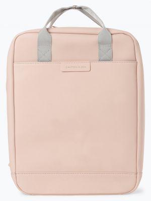 Różowy plecak Kapten & Son