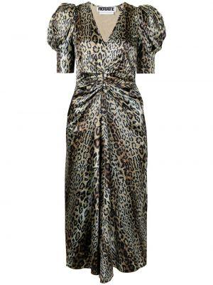 Платье мини короткое - черное Rotate