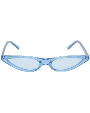 Синие муслиновые солнцезащитные очки George Keburia