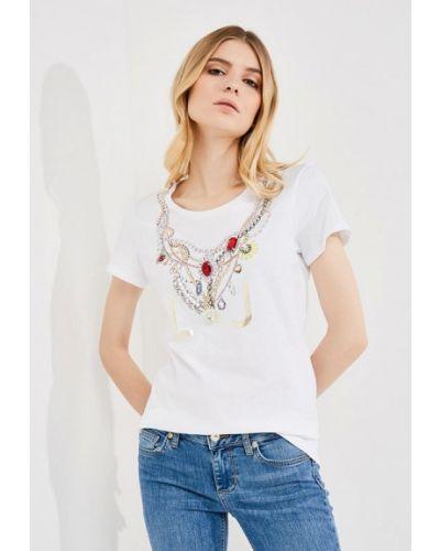 Белая футболка Liu Jo Jeans