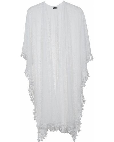 Biały pareo bawełniany Top Secret