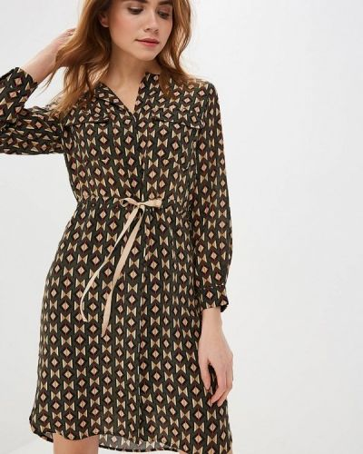 Платье платье-рубашка весеннее Lusio