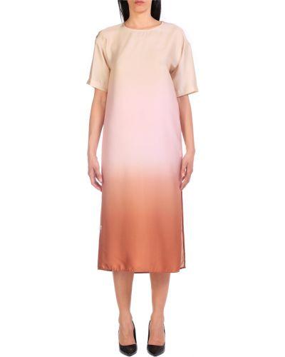 Różowa sukienka Jijil