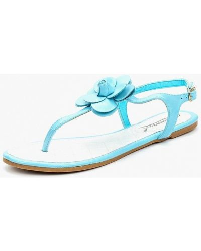 Голубые сандалии Vivian Royal
