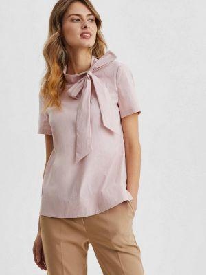 Блузка - розовая Steinberg