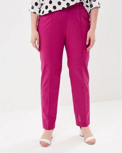 Розовые брюки Kr