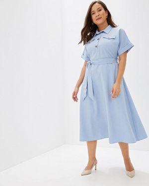 Платье - голубое Lamiavita