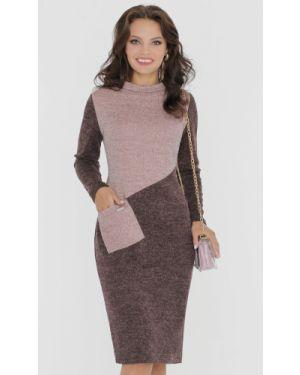 Платье платье-сарафан с воротником Dstrend