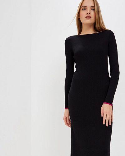 Вязаное платье осеннее трикотажное Calvin Klein