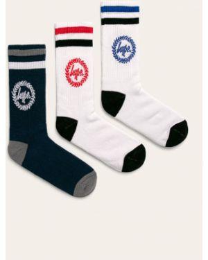 Синие носки Hype