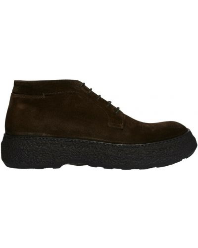 Czarne ankle boots Pantanetti
