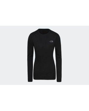 T-shirt materiałowa - czarna The North Face