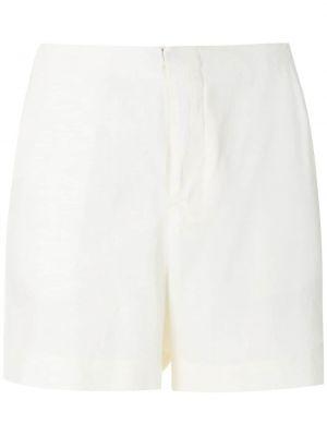 Белые шорты с карманами Osklen