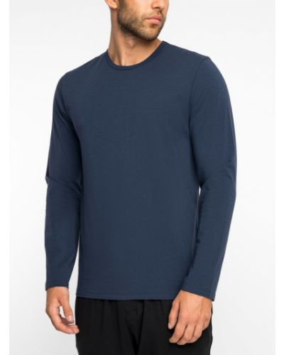 Longsleeve - granatowa Calvin Klein Underwear