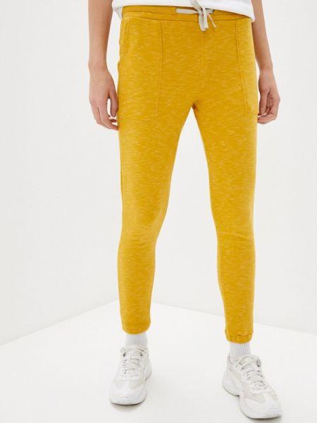 Спортивные брюки весенний желтый Nativos