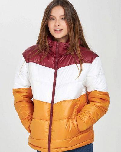Утепленная куртка - оранжевая Terranova