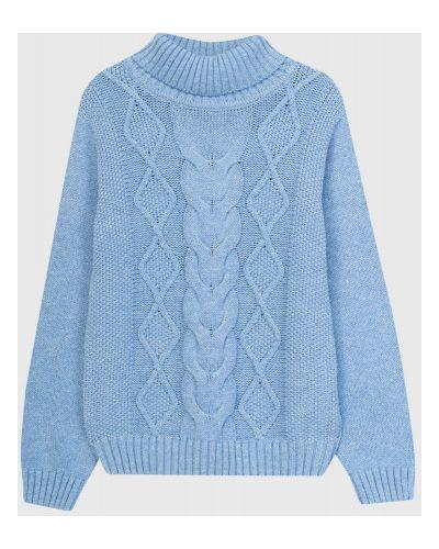 Прямой с рукавами длинный свитер Ostin