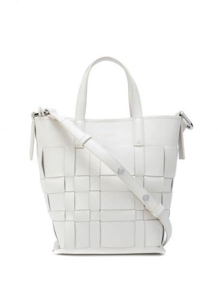 Skórzana torebka mini z uchwytem 3.1 Phillip Lim