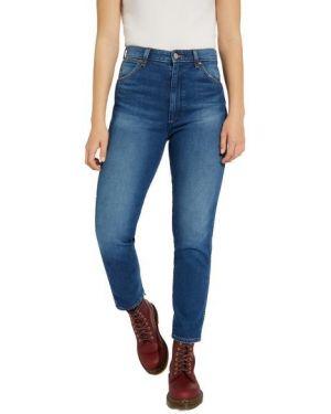 Klasyczne jeansy bawełniane na plażę Wrangler