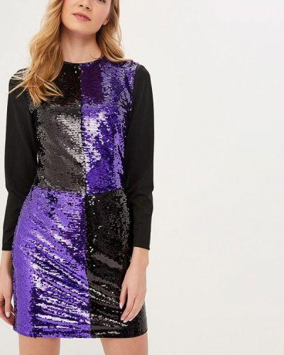 Вечернее платье весеннее фиолетовый You&you