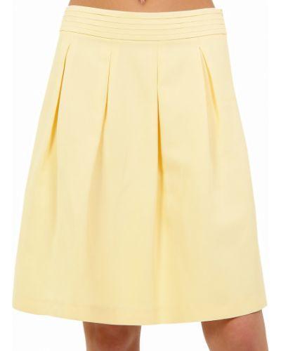 Желтая юбка Perspective