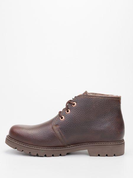 Ботинки - коричневые Panama Jack