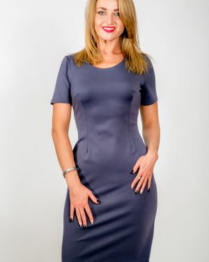 Платье платье-сарафан из вискозы Belirini