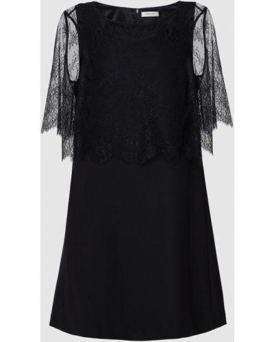 Черное платье миди Twin-set