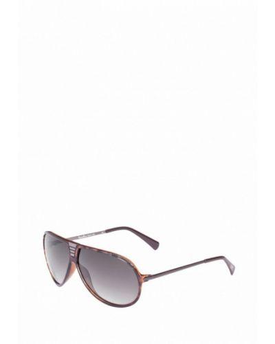 Солнцезащитные очки коричневый Mario Rossi