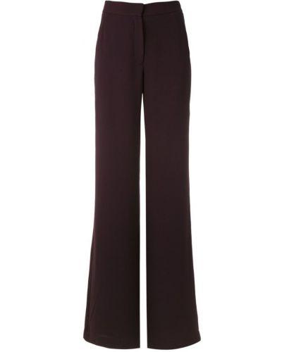 Свободные брюки фиолетовые с карманами Egrey