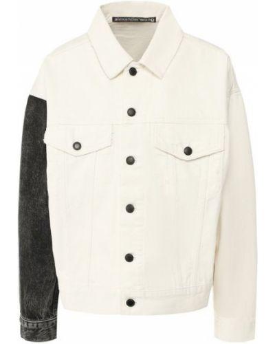 Джинсовая куртка Denim X Alexander Wang
