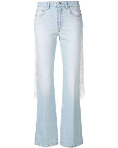 Расклешенные расклешенные джинсы на пуговицах Sonia Rykiel