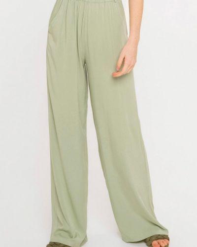 Повседневные зеленые брюки Shtoyko