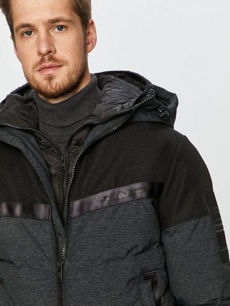 Нейлоновая прямая куртка с капюшоном Jack & Jones