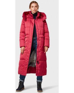 Зимняя куртка утепленная осенняя Tom Tailor