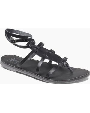 Черные сандалии Reef