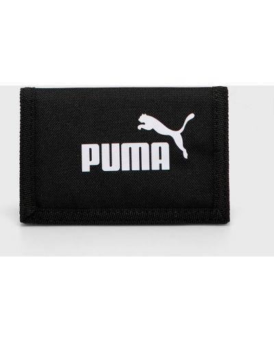 Кошелек текстильный черный Puma