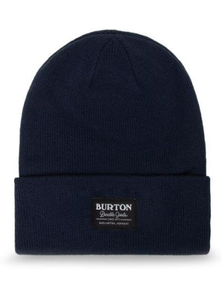 Czapka - granatowa Burton