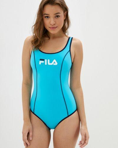 Спортивный спортивный купальник Fila