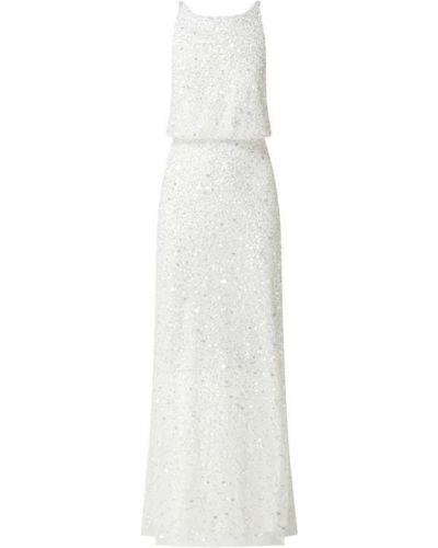Biała sukienka tiulowa Maya Deluxe