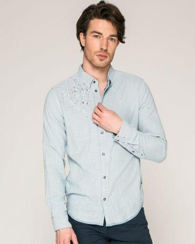 Рубашка в полоску хлопковая Pepe Jeans