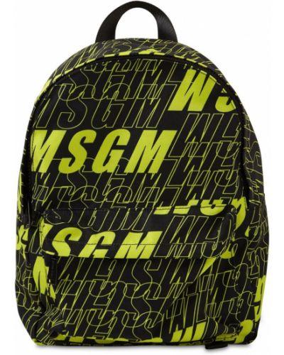 Plecak nylon Msgm