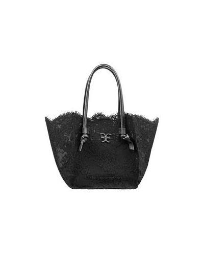 Черная сумка Ermanno Scervino