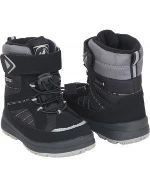Ботинки черные Kidix