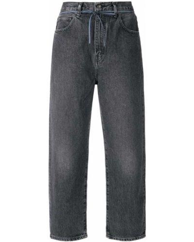 Укороченные джинсы широкие Levi's®  Made & Crafted™