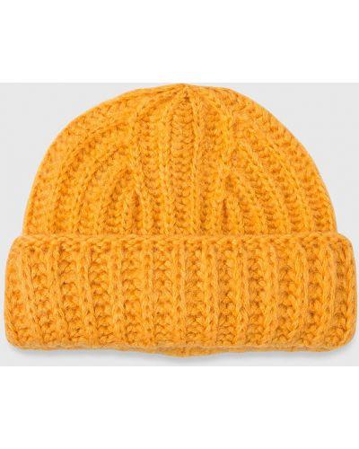 Зимняя шапка с отворотом из джерси Noisy May